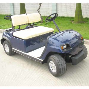 Mini 2 Passengers Battery Operated Golf Car pictures & photos