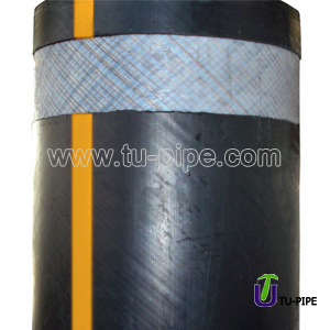 Steel Mesh Reinforced PE Composite Pipe for Gas DIN pictures & photos