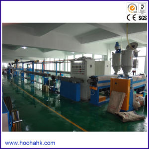 Hooha Wire Extruder Production Line pictures & photos