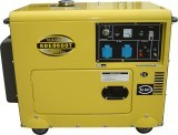 KDE8600T Silent Diesel Generator Set types of electric power generator pictures & photos