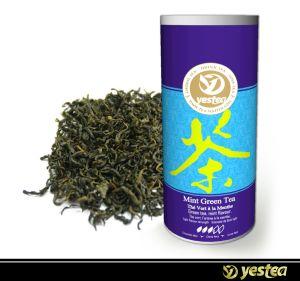Mint Green Tea (1-006)