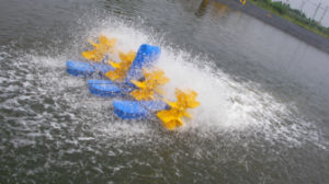 Two-Impeller Paddlewheel Aerator pictures & photos