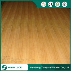 3.2mm Burma Teak Commercial Plywood pictures & photos