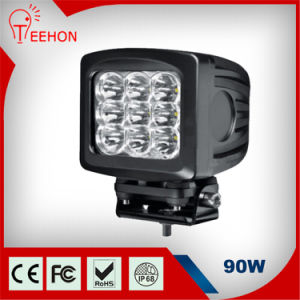 "5.5"" 90W CREE LED Work Light pictures & photos"