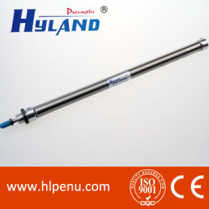 Hyland Pneumatic Double Acting/Single Acting Ma Series Stainless Pneumatic Cylinder/Air Cylinder