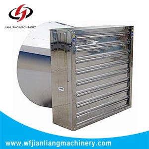High Quality-Shutter Exhaust Fan for Greenhouse Use pictures & photos