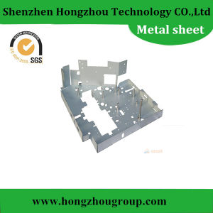 Custom Steel Sheet Metal Parts From ISO 90012008 Certificated Factory pictures & photos