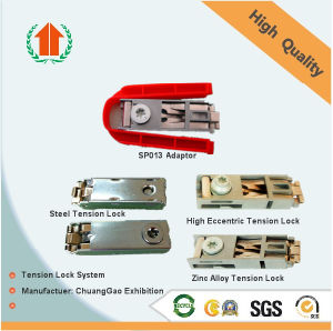 Zinc Alloy & Steel Tension Lock for Exhibition Booth pictures & photos