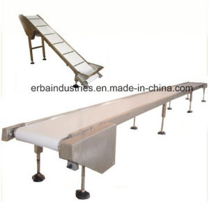 PU Food Grade Rubber Conveyor Belt pictures & photos