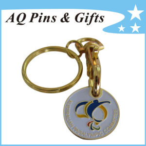 Key Chain with Soft Enamel (Key Chain-139) pictures & photos