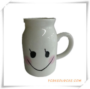 Promotional Gifts for Sublimation Milk Mug Ha08003 pictures & photos