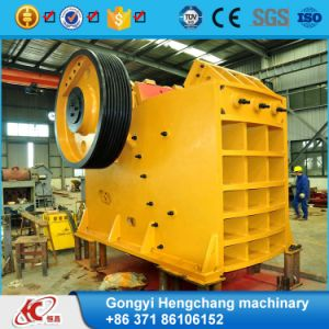 ISO Quality PE250X400 Jaw Crusher Stone Jaw Crusher Price pictures & photos