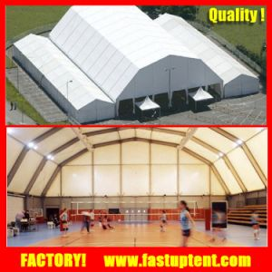 20X50m Clear and White Polygonal Polygon Party Wedding Marquee Tent pictures & photos