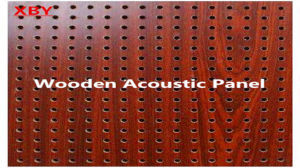 Wall Cladding Wall Title for Theatre Wooden Acoustic Panel Wall Panel Ceiling pictures & photos