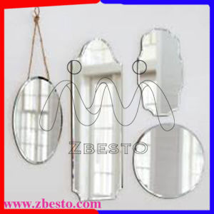 Frameless Cheap Float Glass Silver Aluminum Mirror Panels pictures & photos