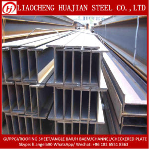 Q235B Q345b Ss400 A36 S235jr Material H Beams for Construction pictures & photos