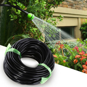 Black Irrigation Pipe Water Hose Drip Pipe pictures & photos