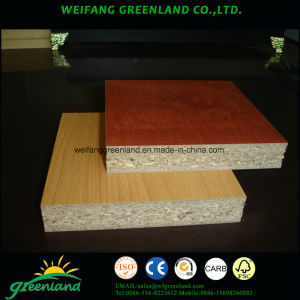 E1 Grade Melamine Particle Board for Furniture pictures & photos