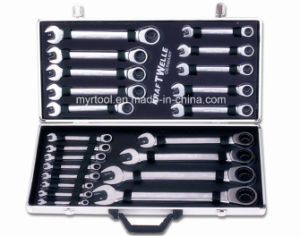 Hot Sale-13PCS Ratchet Wrench Set (FY1113A) pictures & photos