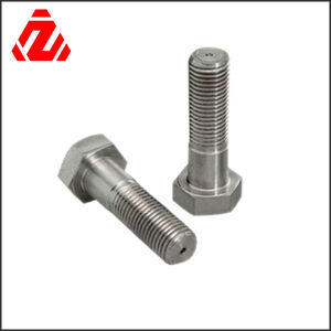 304 Stainless Steel Fine Thread Bolt pictures & photos