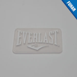 Shape Rubber Patch for Clothing pictures & photos