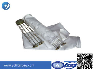 Polyester Needle Felt Filter Bag for Cement Plant pictures & photos