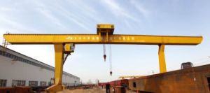 5-32t L Type Single Girder Gantry Crane