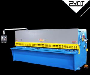 Shearing Machine/Hydraulic Shearing Machine/Shear Machine/Hydraulic Shearer/Plate Cutting Machine pictures & photos
