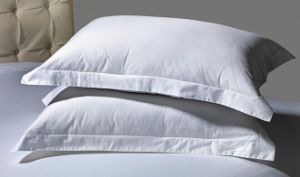 White Comfortable Airline or Hotel Bedding Cushion/Pillow/Hospital Pillow/Nursing Pillow pictures & photos