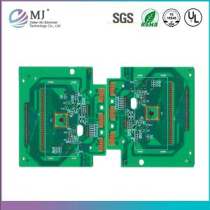 OEM 2 Layer Printed Circuit Board Manufacturer with High Quality and Good Price