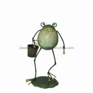 Garden Frog Ornament (JW11144)