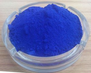 Pigment Ultramarine Blue for Rubber and Plastic Industry