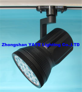 Yaye China Best Factory of 18W LED Track Light with CE/RoHS/3 Years Warranty pictures & photos
