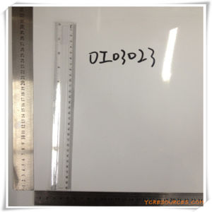 30cm Transparent Plastic Ruler/Traightedge for Prmotion pictures & photos