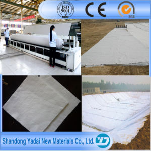 PP and Pet Continuous Filament Nonwoven Geotextile pictures & photos