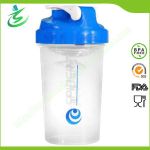 500ml BPA Free Spider Shaker Bottle with Custom Logo pictures & photos