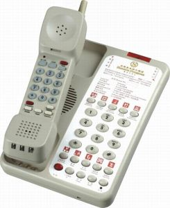 Hotel Cordless Phone 8001