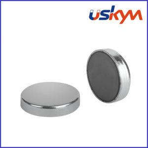 Hard Ferrite Magnetic Pot (P-001) pictures & photos