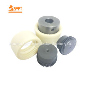 Ktr Standard S-65 Nylon Sleeve Gear Coupling for Industrial equipment Connection pictures & photos