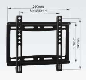 LED/LCD/Plasma Wall Mount (YD-LCD-8551)