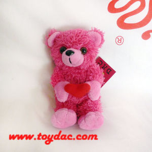 Plush Candy Bear Key Rings Toy pictures & photos