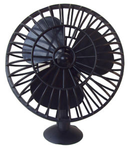 5 Inch with Suction Cup Car Fan (WIN-122) pictures & photos