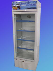 Upright Refrigerated Showcase, Cooler (LSC-288) pictures & photos