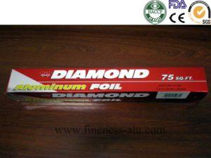 Diamond Aluminum Foil for Kitchen pictures & photos