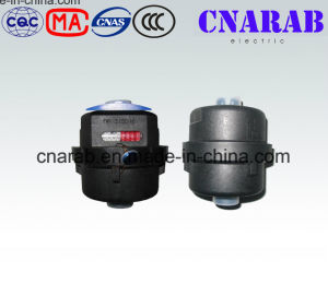 Plastic Rotary Piston Water Meter (volumetric water meter) pictures & photos
