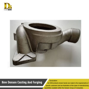 Customized Water Pump Body Grey Iron FC250 Casting pictures & photos