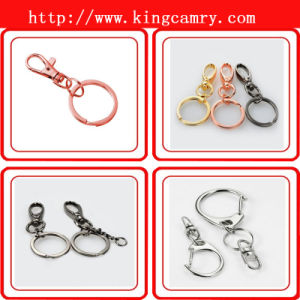 Spring Hook Swivel Hook Luggage Hook Luggage Clasp Metal Hook Key Holder pictures & photos