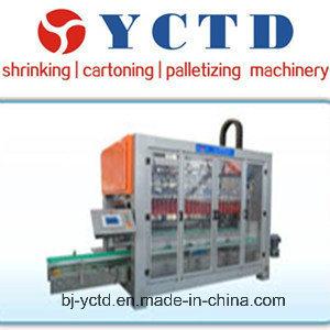 Peach Juice Automatic Bottleneck Grasping Carton Filler (Beijing YCTD) pictures & photos