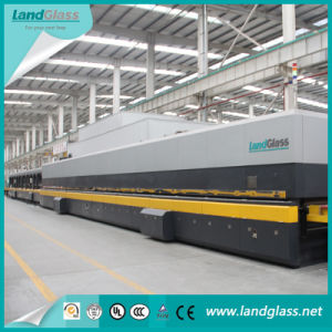 Electrical Heating Forced Convection Horizontal Flat Glass Tempering Furnace Machine pictures & photos