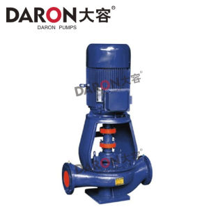 Isgb Series Vertical Pipeline Water Centrifugal Pump